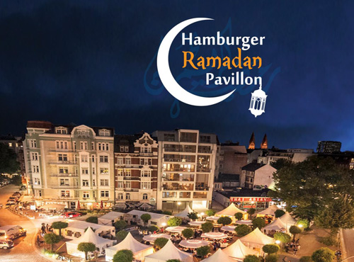 Hamburger Ramadan-Pavillon